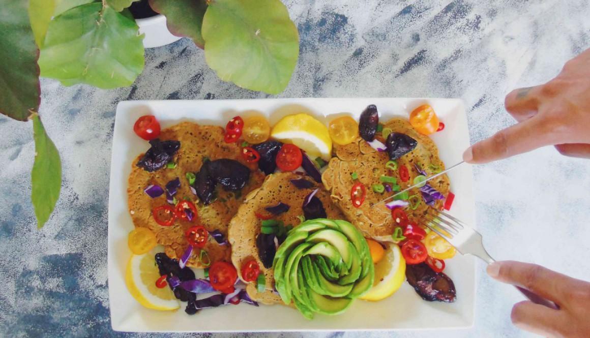 Scallion Pancakes – Gluten Free