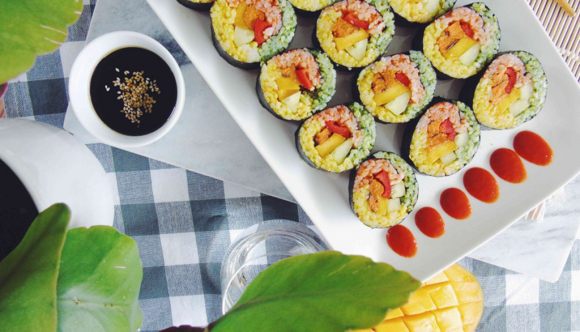 Tropical Rasta Gimbap