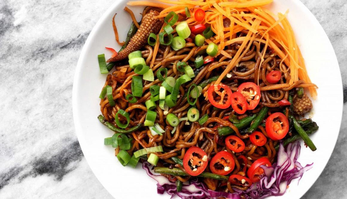 Quick & Easy #1 – Stir fried noodles