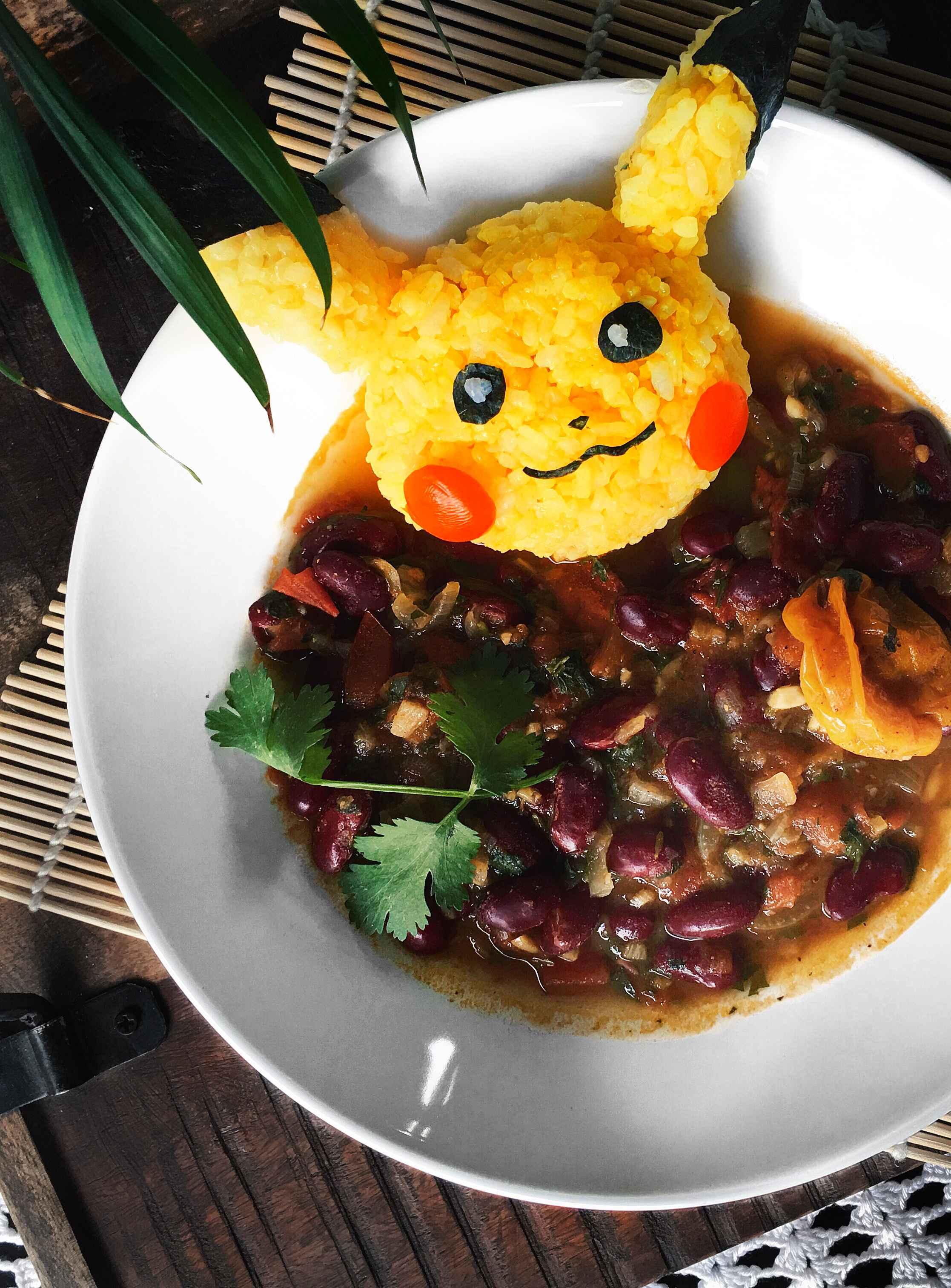 Pika Curry1