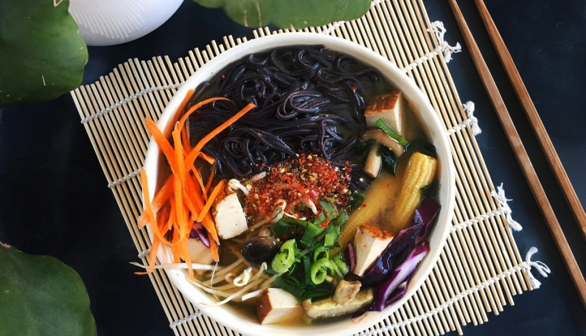 Let's Try #2: TerraSana Black Noodles – Halloween Edition