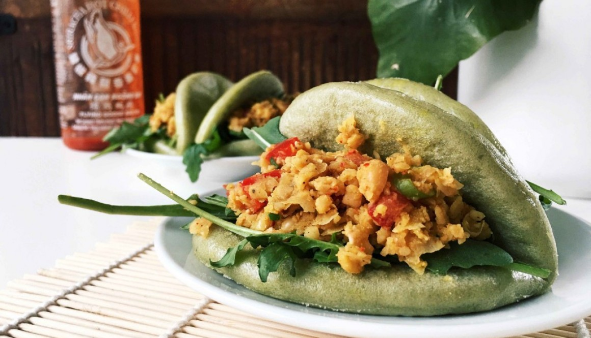 Bao Of The Month: Green Bao