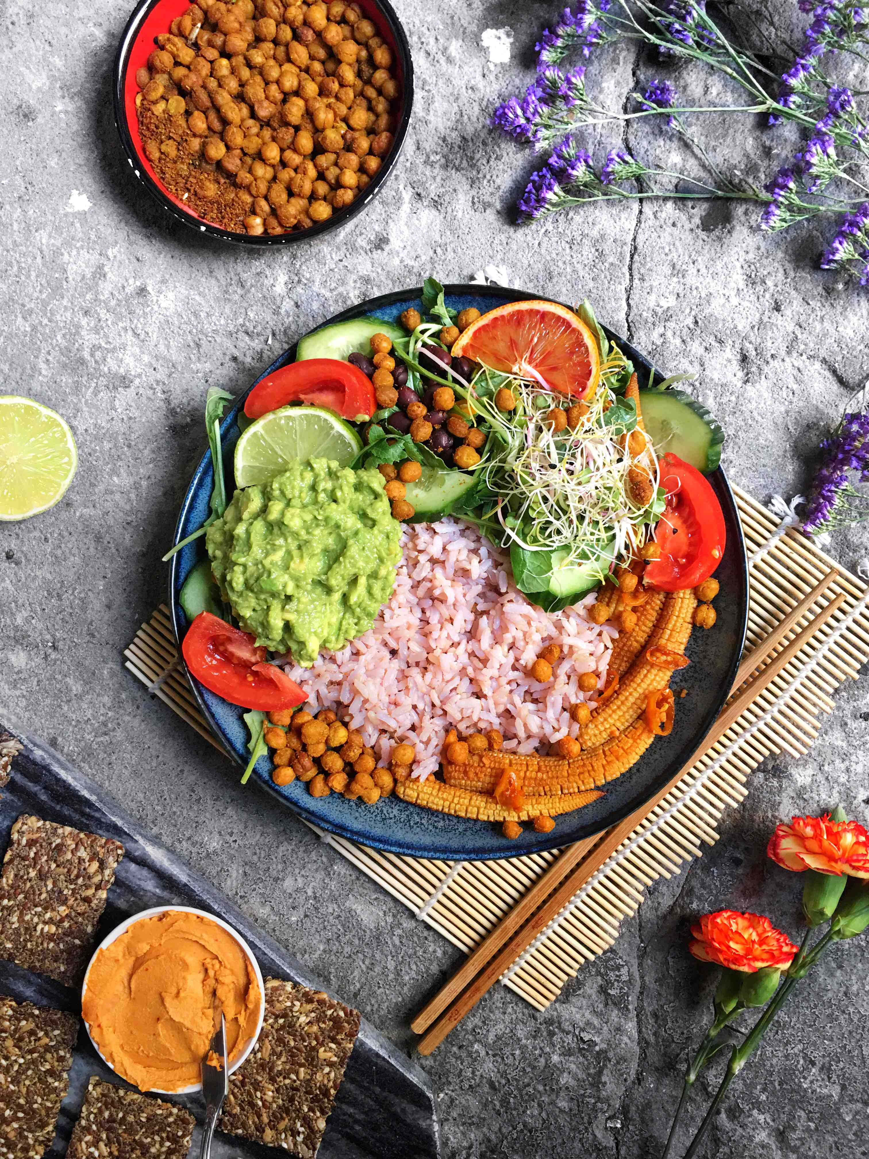 Guac Protein Bowl1