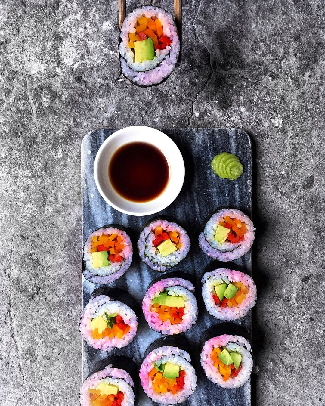 Magical Unicorn Sushi