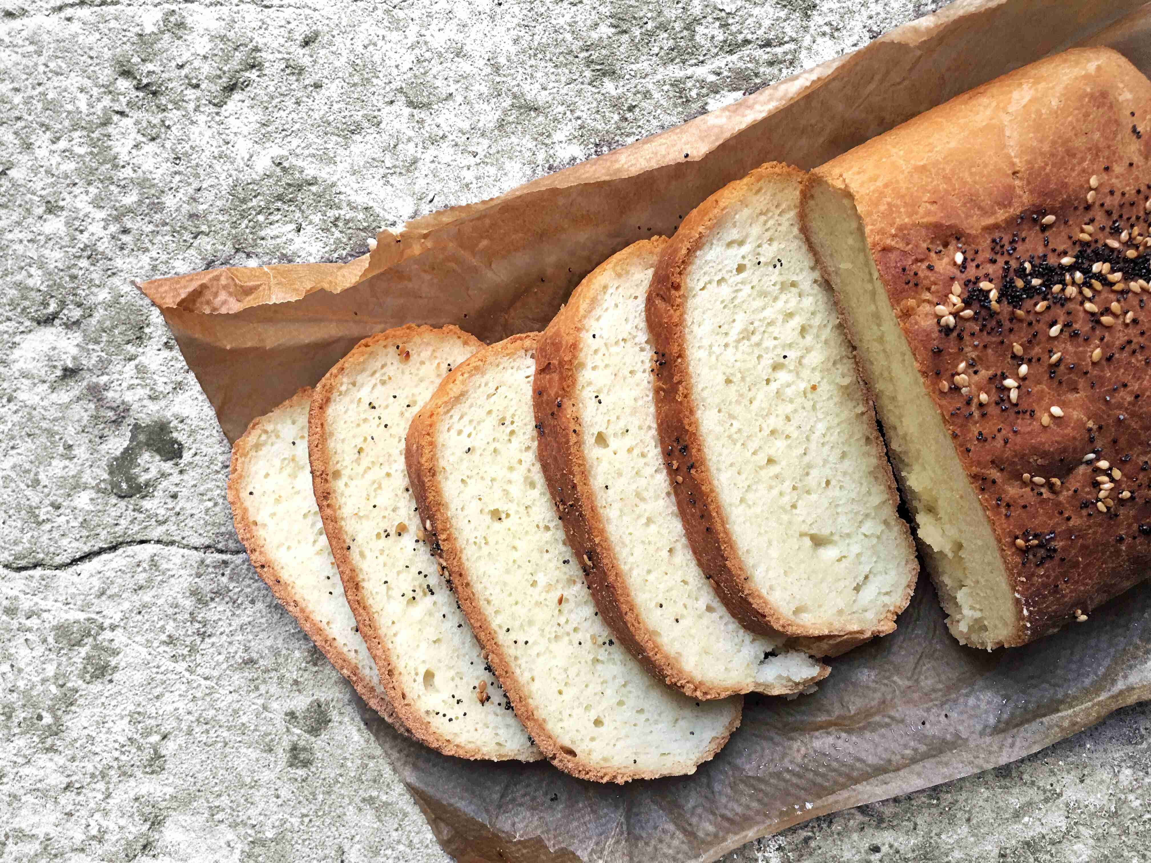 Lets Try 7 Gluten Free Bread Mix by Schr