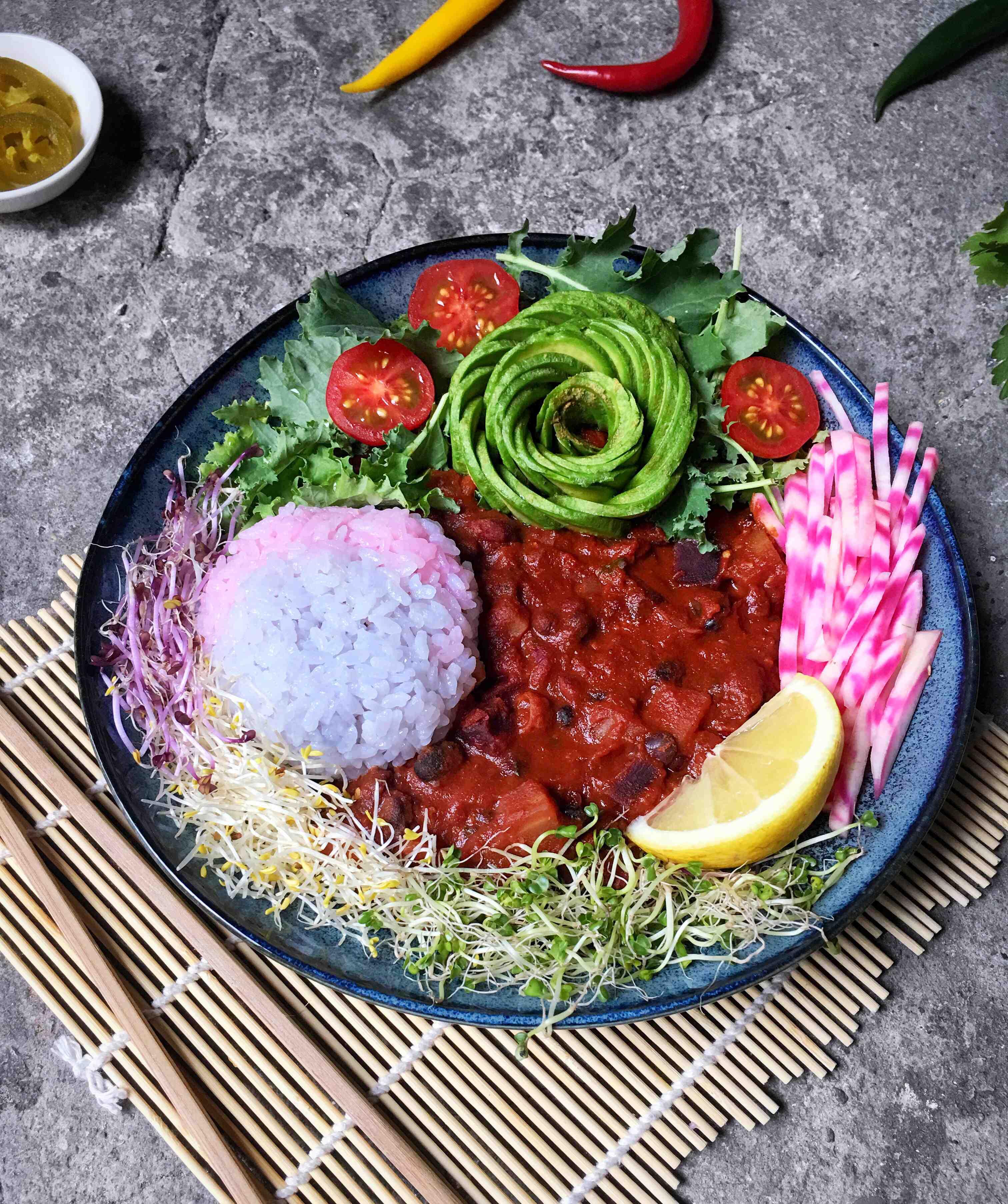 Tomato Bean Stew1
