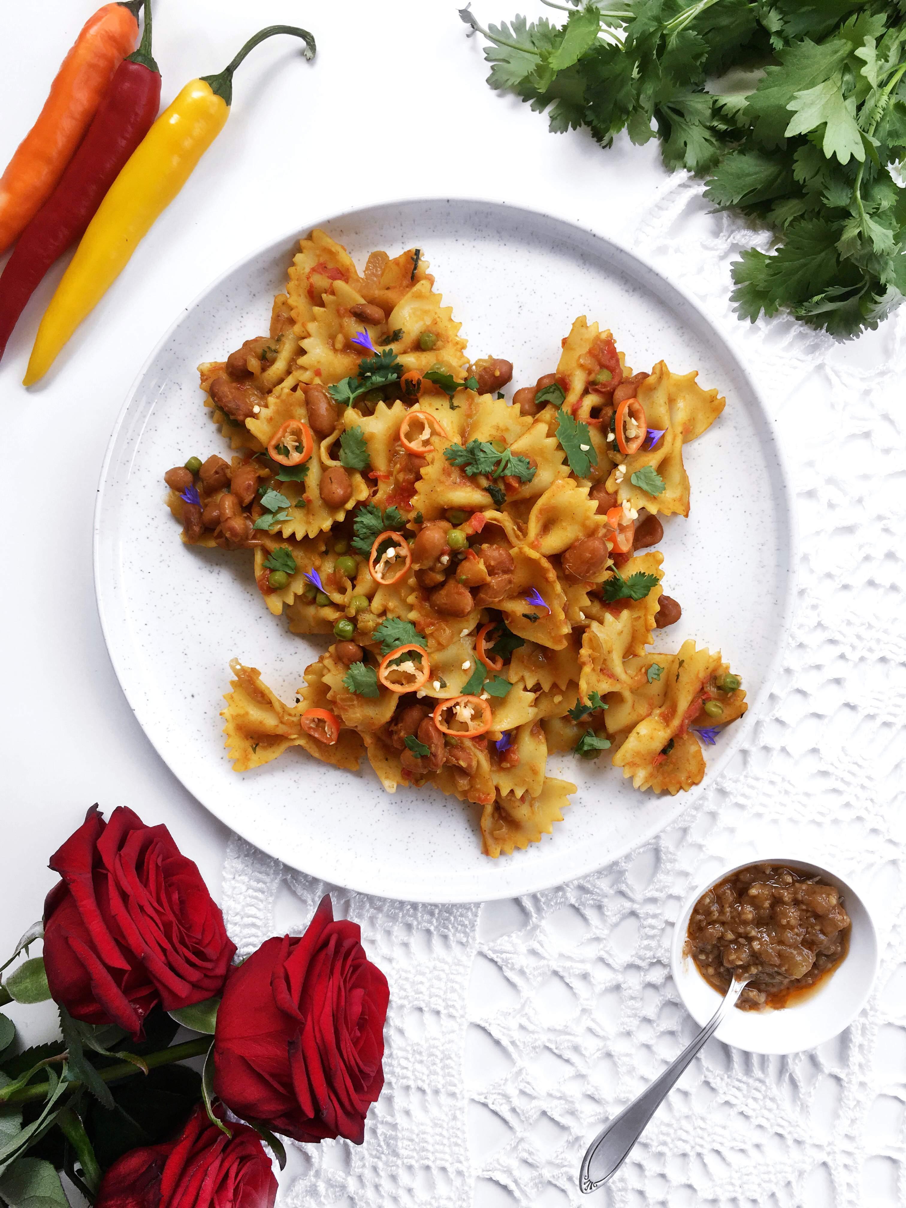 Curry Pasta1