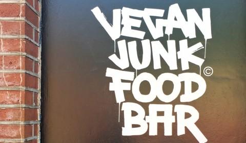 Hot Spot #6 – Vegan Junkfood Bar – Amsterdam