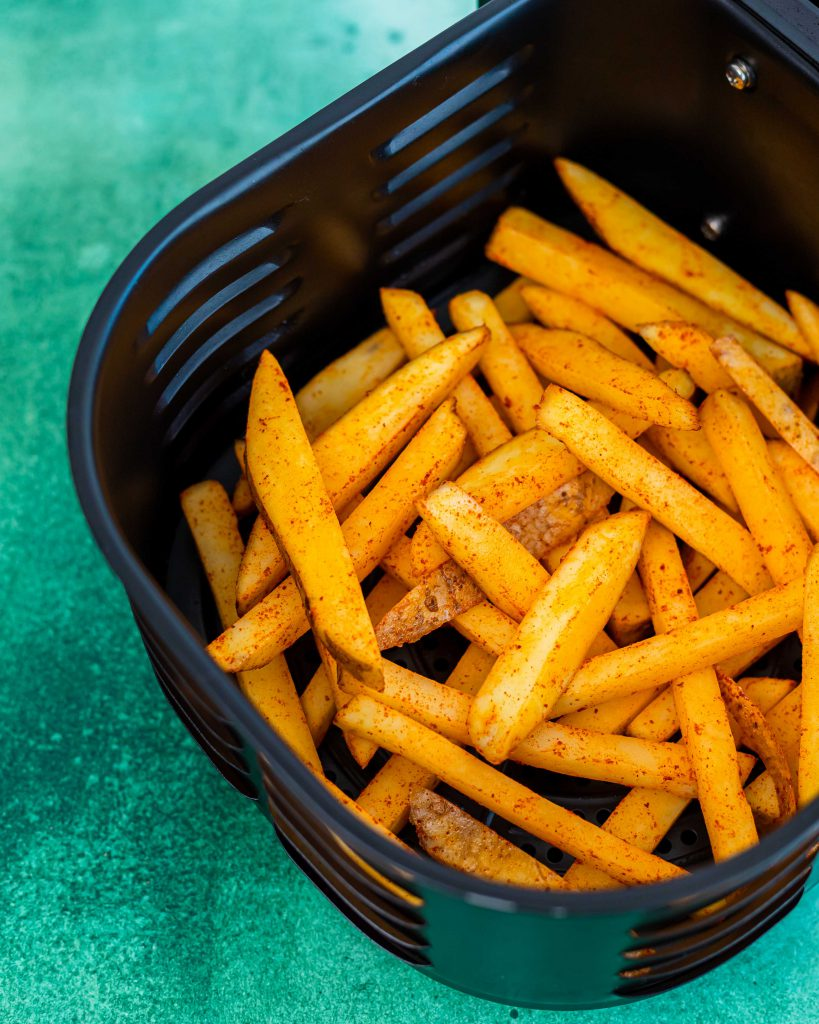 Crispy Air fryer fries